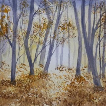 Autumn Woods 72dpi