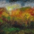Autumn abstraction