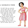 A woman's poem-small