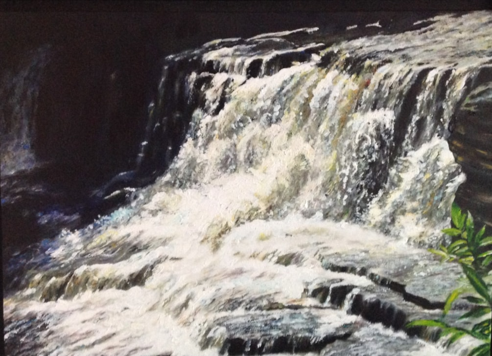 Aysgarth Falls Sept 18  £575 (G)
