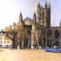 BATH ABBEY (2)