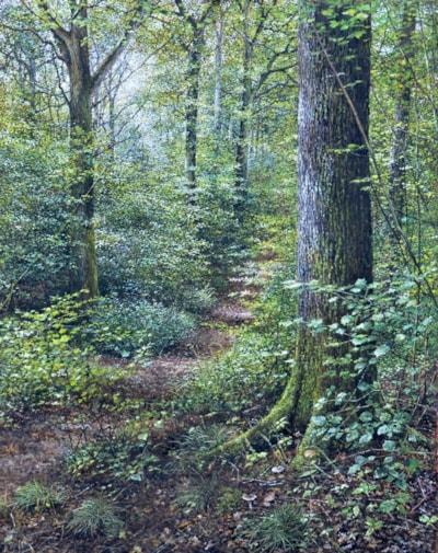 Badby woods 65 cms x 51cms