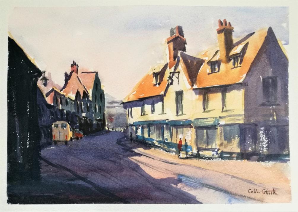 Badow Road, Chelmsford.