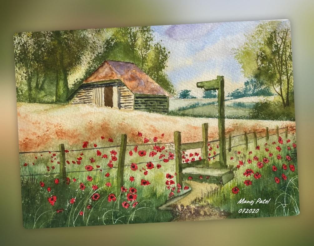 Barnhouse_Inspired by Terry Harrison_ManojPatel_072020