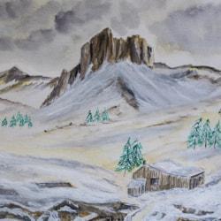 Becco di Mezzodi Italian Dolomites 960px