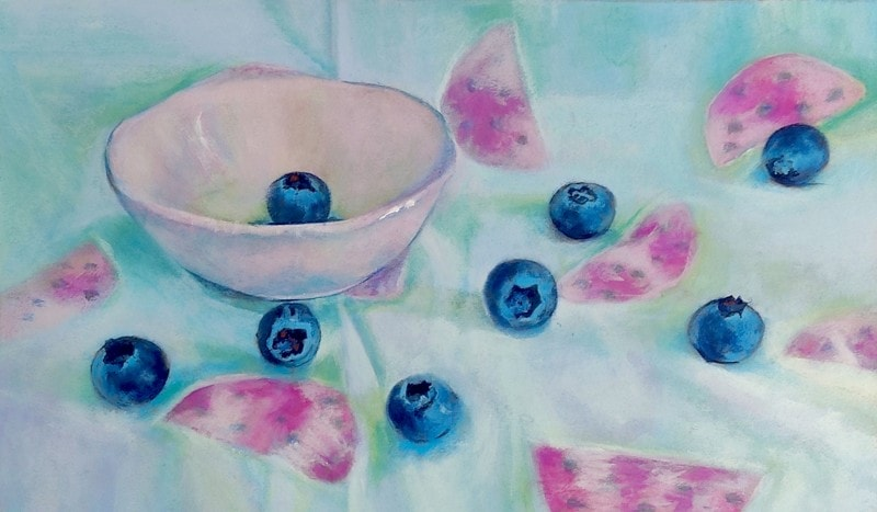 Berries - Lea A Cupial