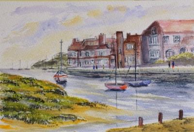 Blakeney Harbour 72dpi