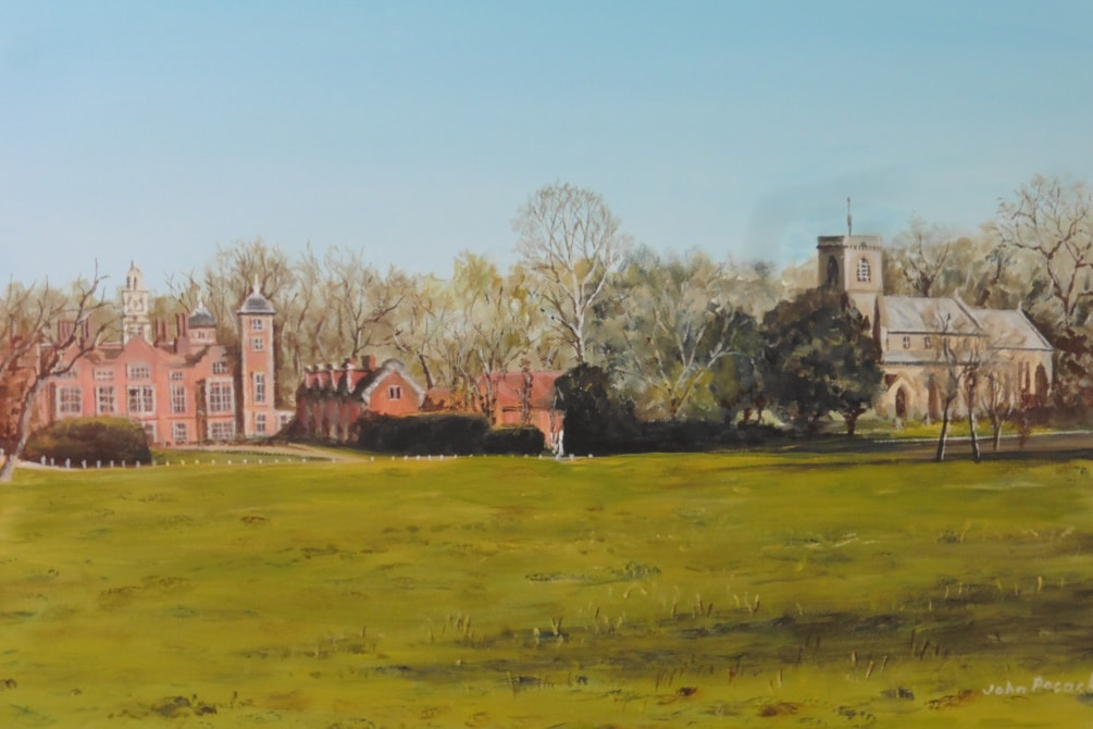 Blickling Park and Church