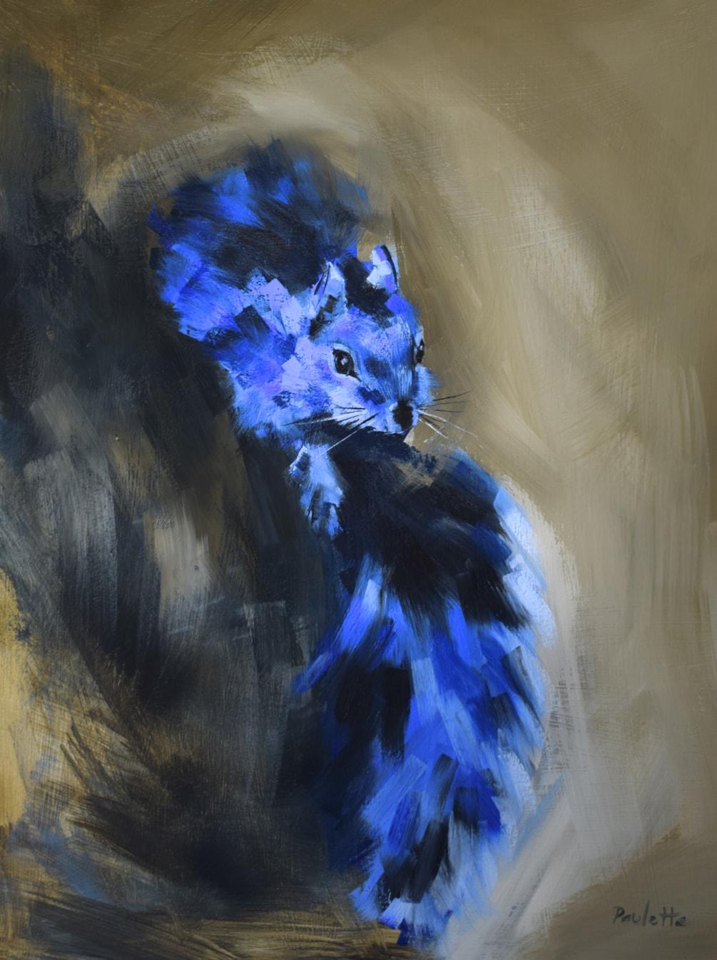 Blue Squirrel (2)