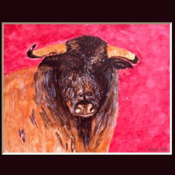 Bodo the buffalo_1F
