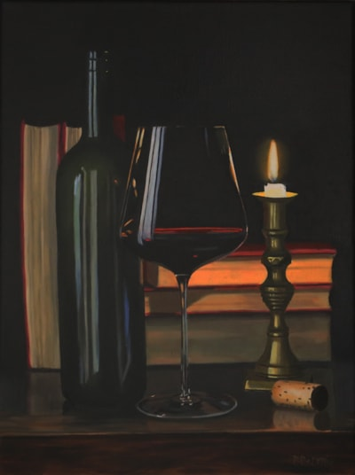 Books and Bordeaux small