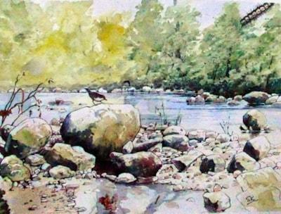 Brathay River 3