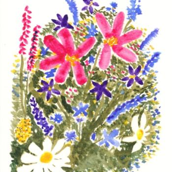 Bright Flowers 2020-10-28
