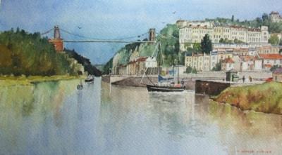 Bristol Clifton Bridge 1