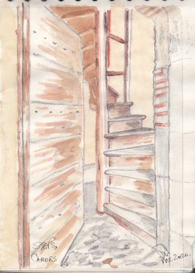 Cahore steps