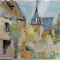 Chateau sketch