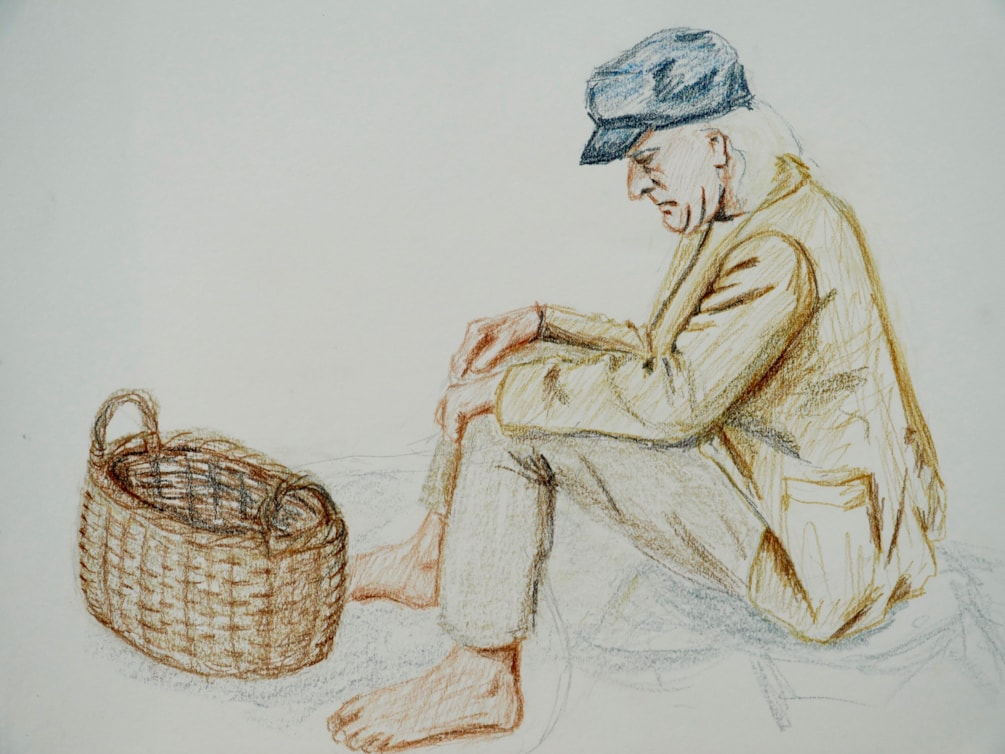Chris as Fisherman 18