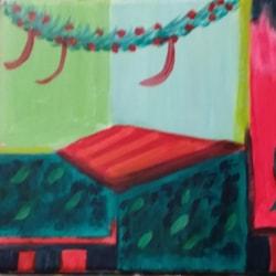 Christmas Abstract (2)
