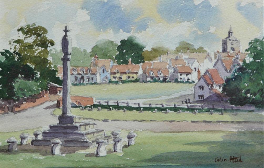 Church View, Finchingfield