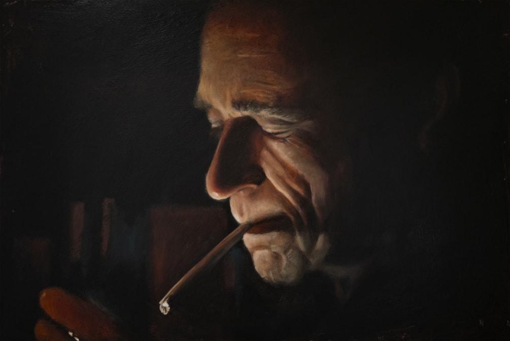 Cigarette man small