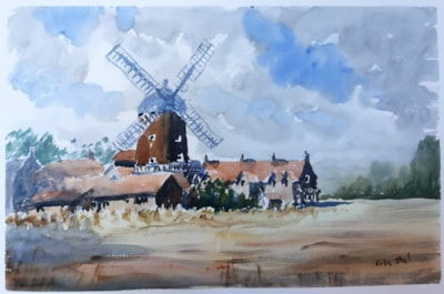 Cley Mill Study