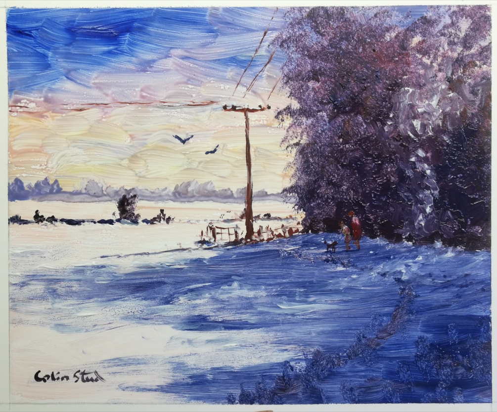 Cold Shade, Galleywood