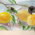 Collage One - Lemon Tree