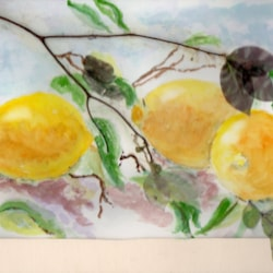 Collage One - Lemon Tree