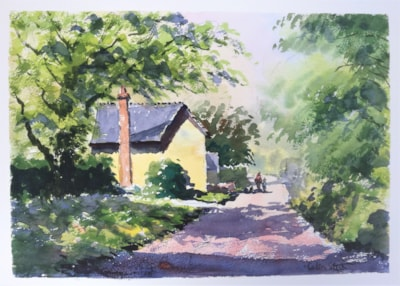 Cottage, Lower Green, Galleywood