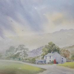 Cottage, Merrivale Quarry, Dartmoor