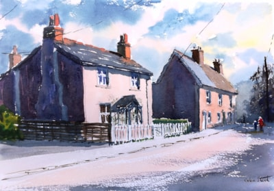 Cottages, The Street, Galleywood