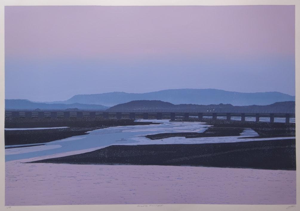 Cumbrian twilight cover pic