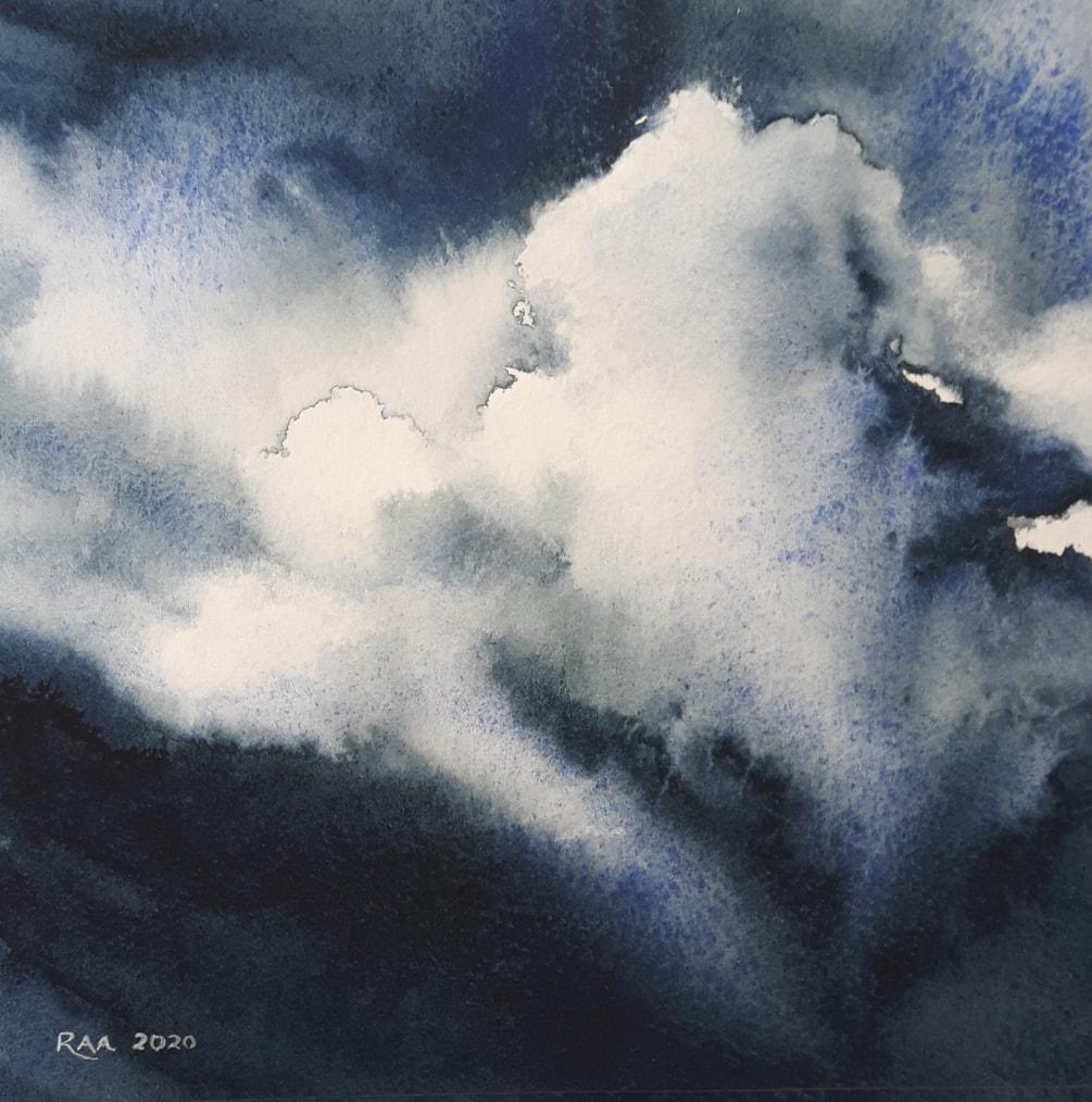 Cumulus Cloud - Chiaroscuro