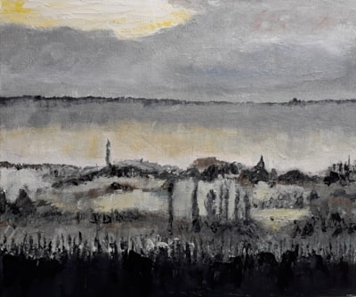 Daybreak - Acrylic - July 27th 2020