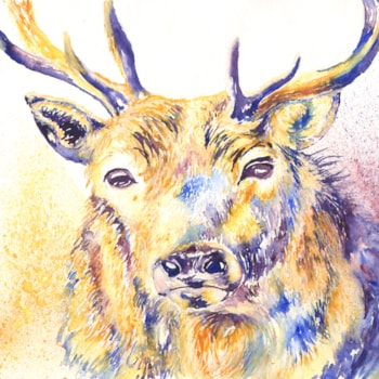 Dougie Stag (Stag's head) min