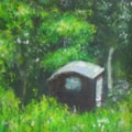 Embedded shed