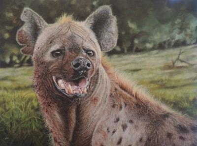 Ete. Queen of Ngorongoro