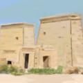 Eygypt Temple