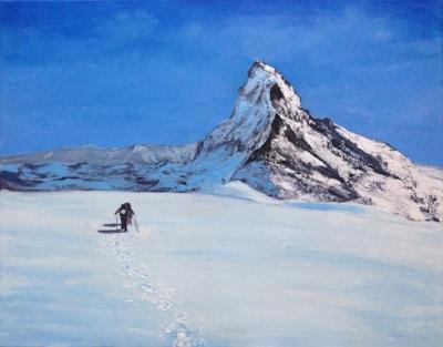 Facing the Matterhorn 05 12 2019 700 pix