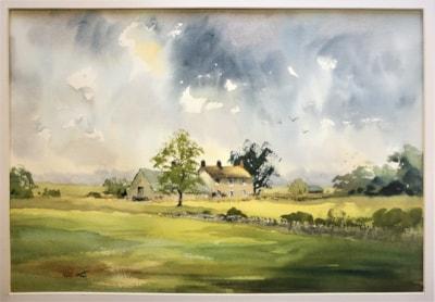 'Farm House, Silsden in the Dale'