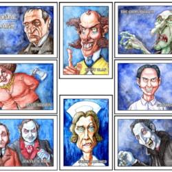 Fictional Villains-comp
