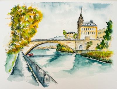 GRE & DKAE BATH Paintings-2