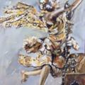 Gilded Angel, Venice