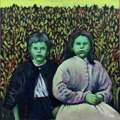 Green Children of Woolpit