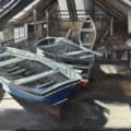 Grimsay Boatshed