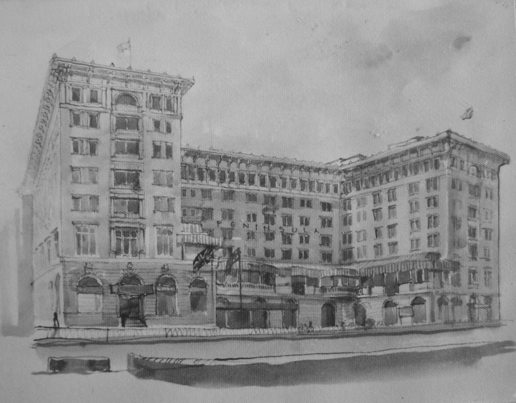 HK-The Peninsula hotel