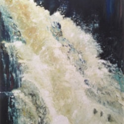Harnby Force in Flood April 18 £475 (G)