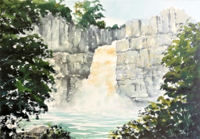 High Force, Middleton-in-Teesdale.