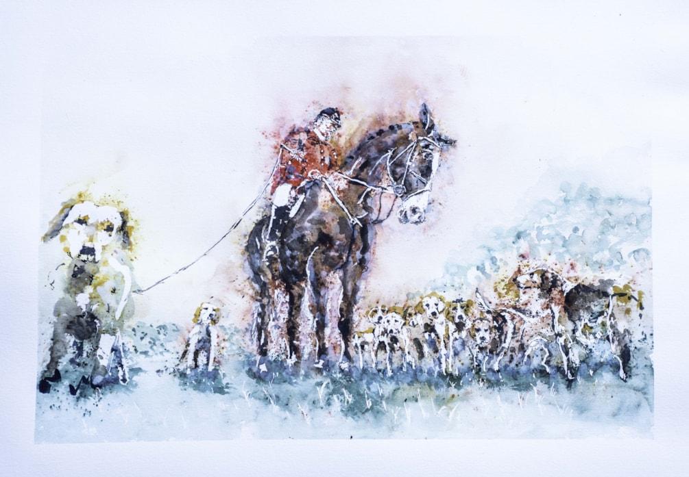Horses & Hounds '20-1