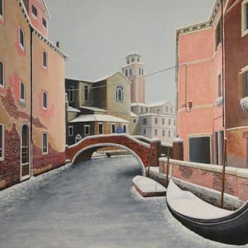Icebound Venice small